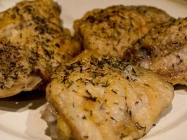 How Long To Cook Boneless Skinless Chicken Thighs  how long to bake boneless chicken thighs at 375