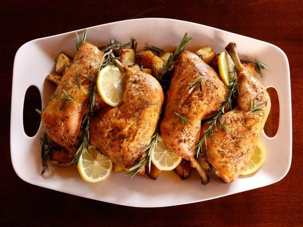 How Long To Cook Chicken Thighs On Stove  How to cook chicken legs in the oven – quick recipes for