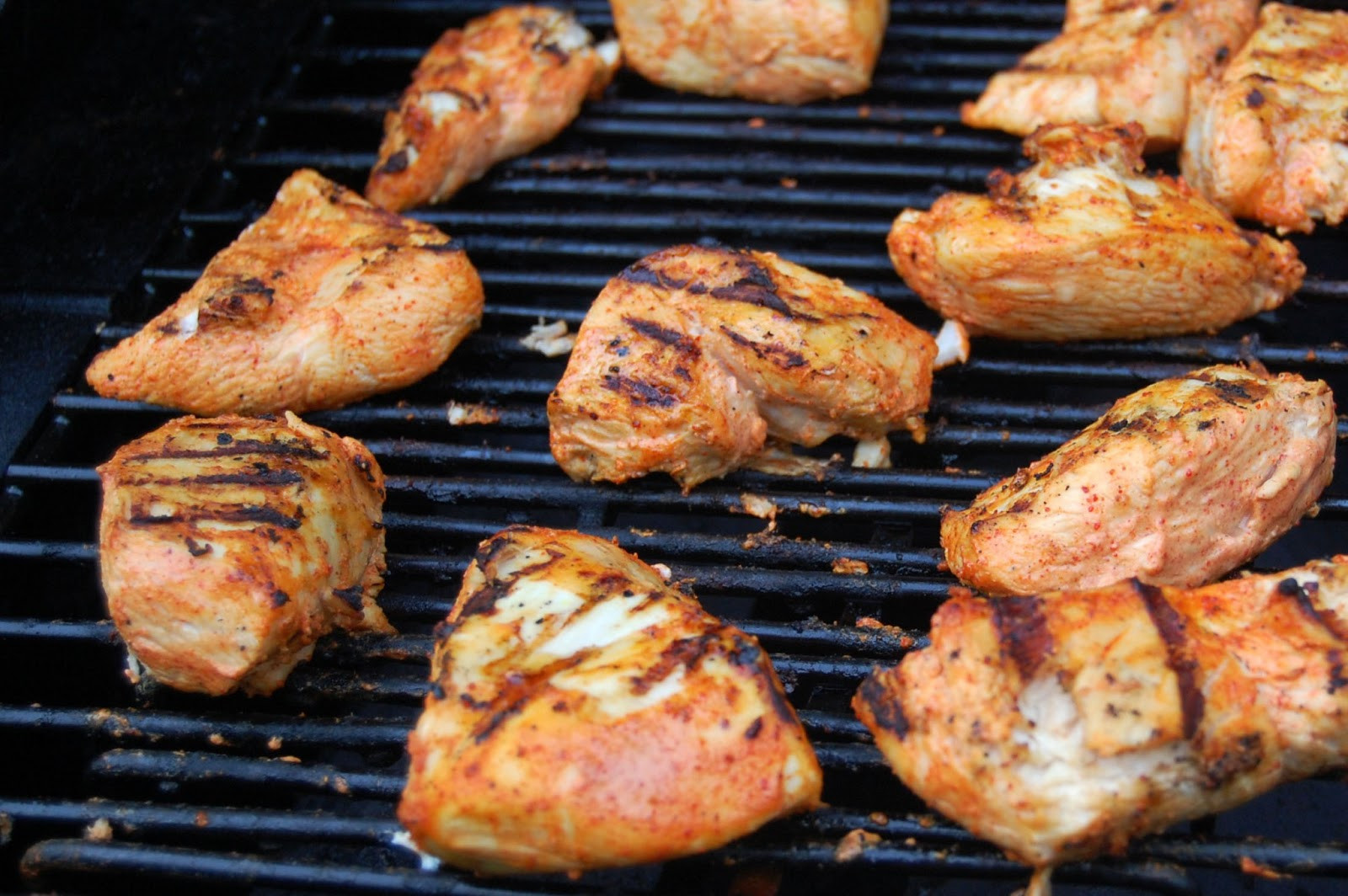 How Long To Grill Chicken Thighs  Seth s Food Blog Tandoori Chicken