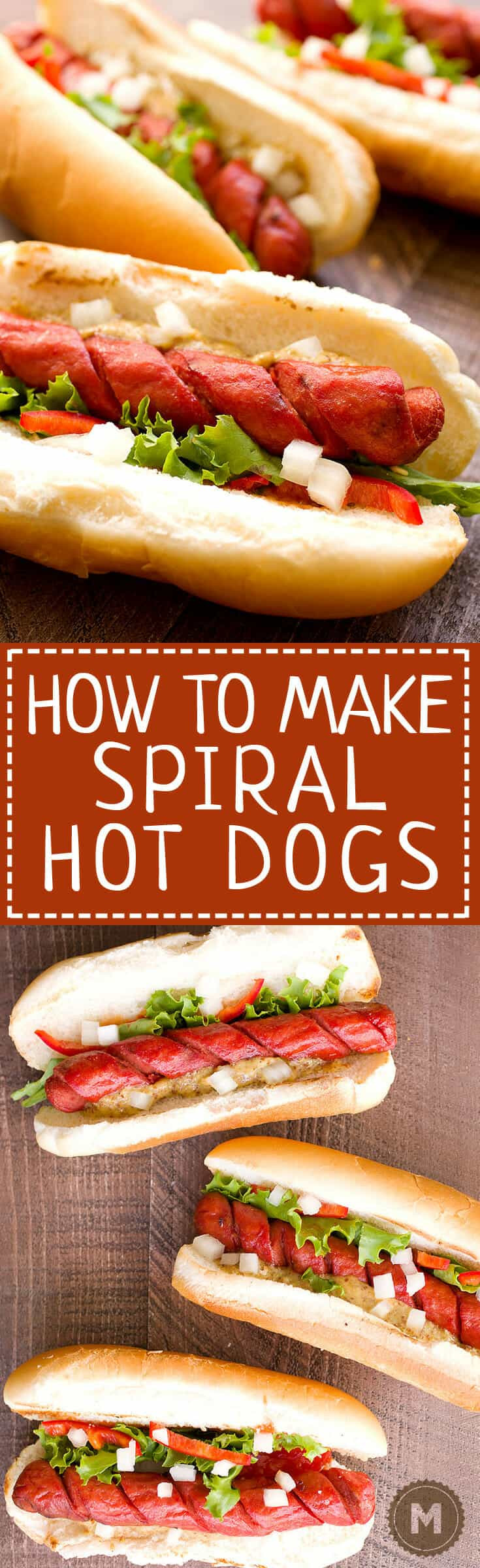 How Long To Grill Hot Dogs  Spiral Hot Dogs Delicious Grilling Macheesmo