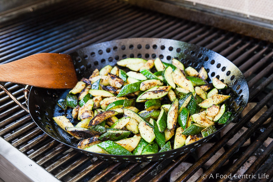 How Long To Grill Zucchini Quick Grilled Zucchini A Food Centric Life