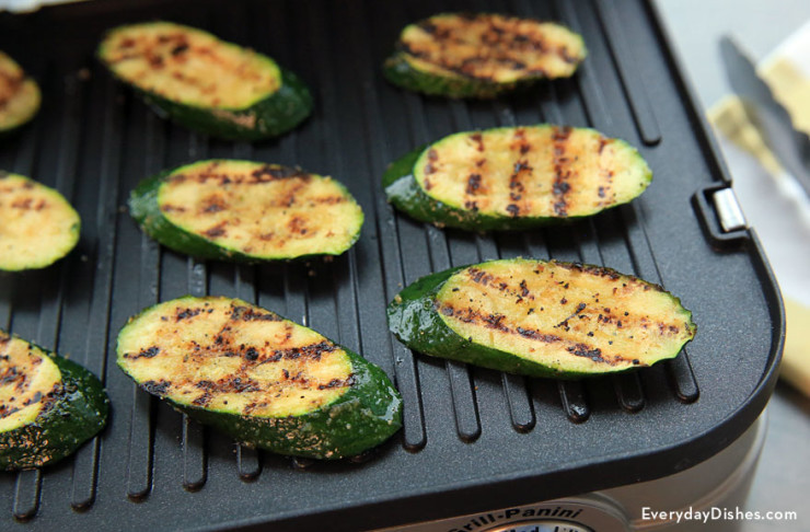 How Long To Grill Zucchini Simple Grilled Zucchini Recipe