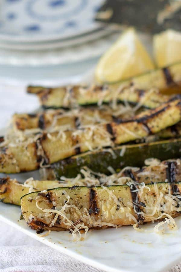How Long To Grill Zucchini Best Grilled Zucchini