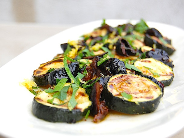 How Long To Grill Zucchini Ve arian The Best Way To Grill Zucchini