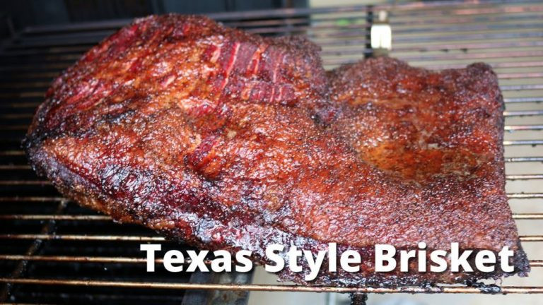 How Long To Smoke Beef Brisket  The Perfect Texas Style Smoked Brisket – BBQ World