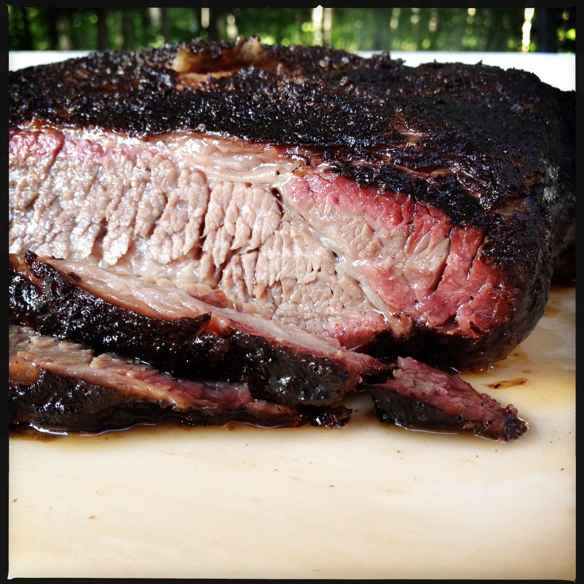 How Long To Smoke Beef Brisket  Smoked Beef Brisket – per lb