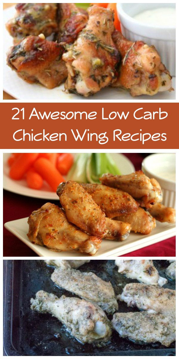 How Many Carbs In Chicken Wings  The Best Low Carb Chicken Wings
