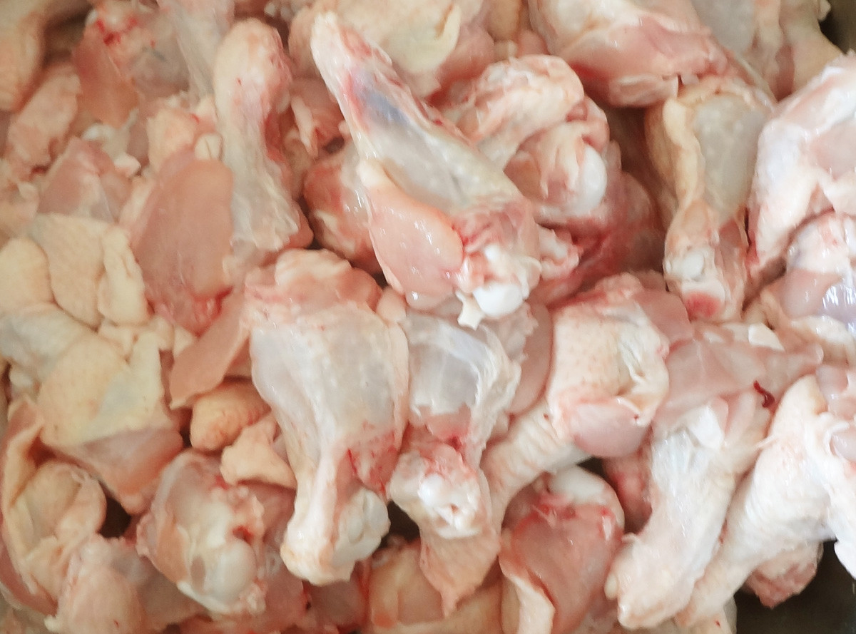 How Many Chicken Thighs In A Pound  Dakbokkeumtang Spicy braised chicken recipe Maangchi