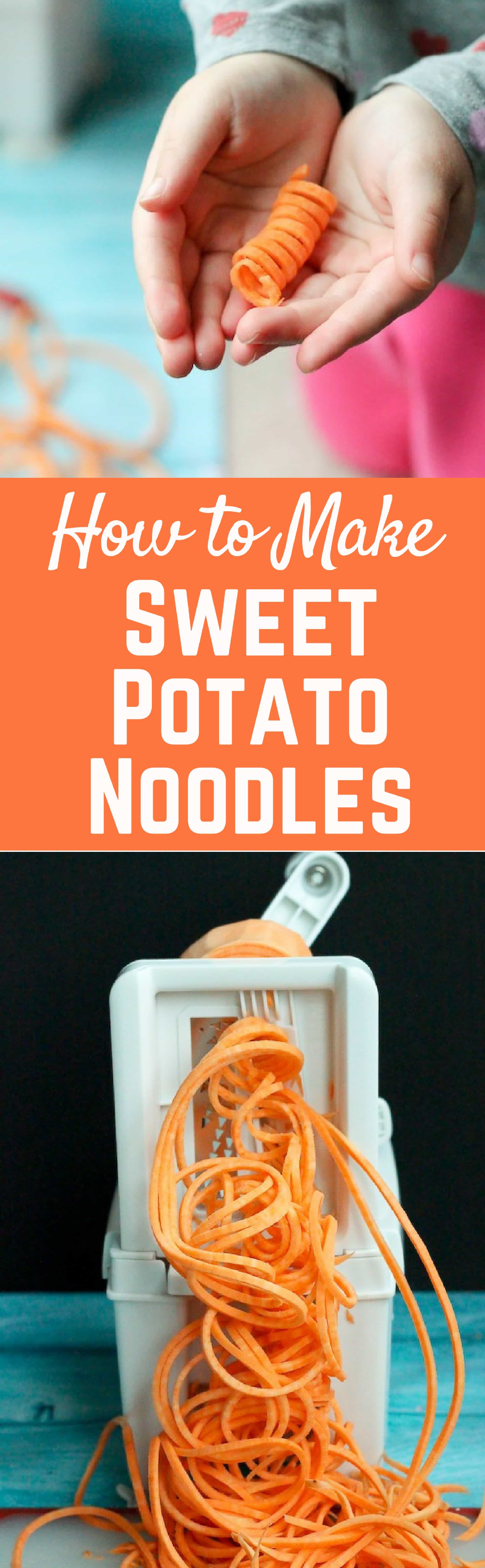 How To Cook A Sweet Potato  How to Make Sweet Potato Noodles Rachel Cooks