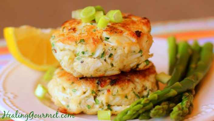 How To Cook Crab Cakes  How to Make Paleo Crab Cakes with a Secret Ingre nt