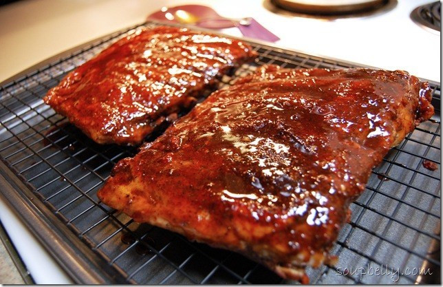 How To Cook Pork Ribs In The Oven Fast  Dry Rub Oven Baked Pork Ribs Soupbelly