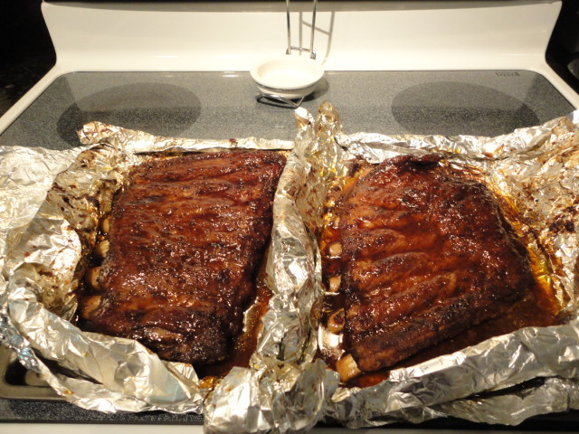 How To Cook Pork Ribs In The Oven Fast  We are not Foo s