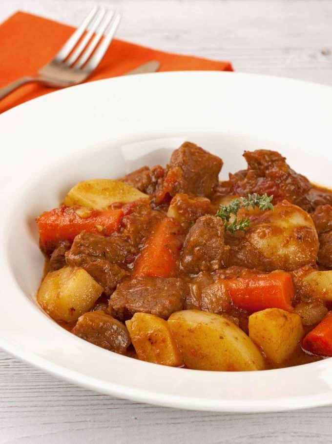 How To Cook Stew Meat  Pressure Cooker Beef Stew Recipe