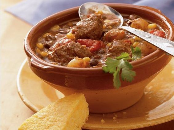 How To Cook Stew Meat  How to Make Slow Cooker Mexican Beef Stew Dinner Recipe