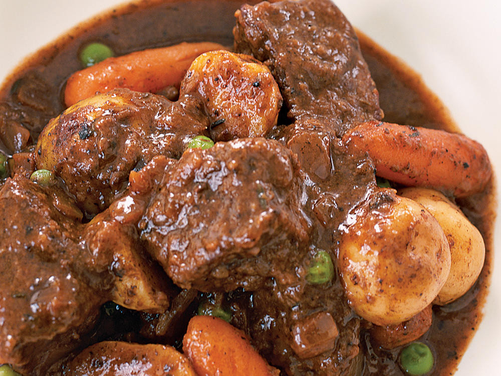 How To Cook Stew Meat  Slow Cooker Recipe Classic Beef Stew Recipe