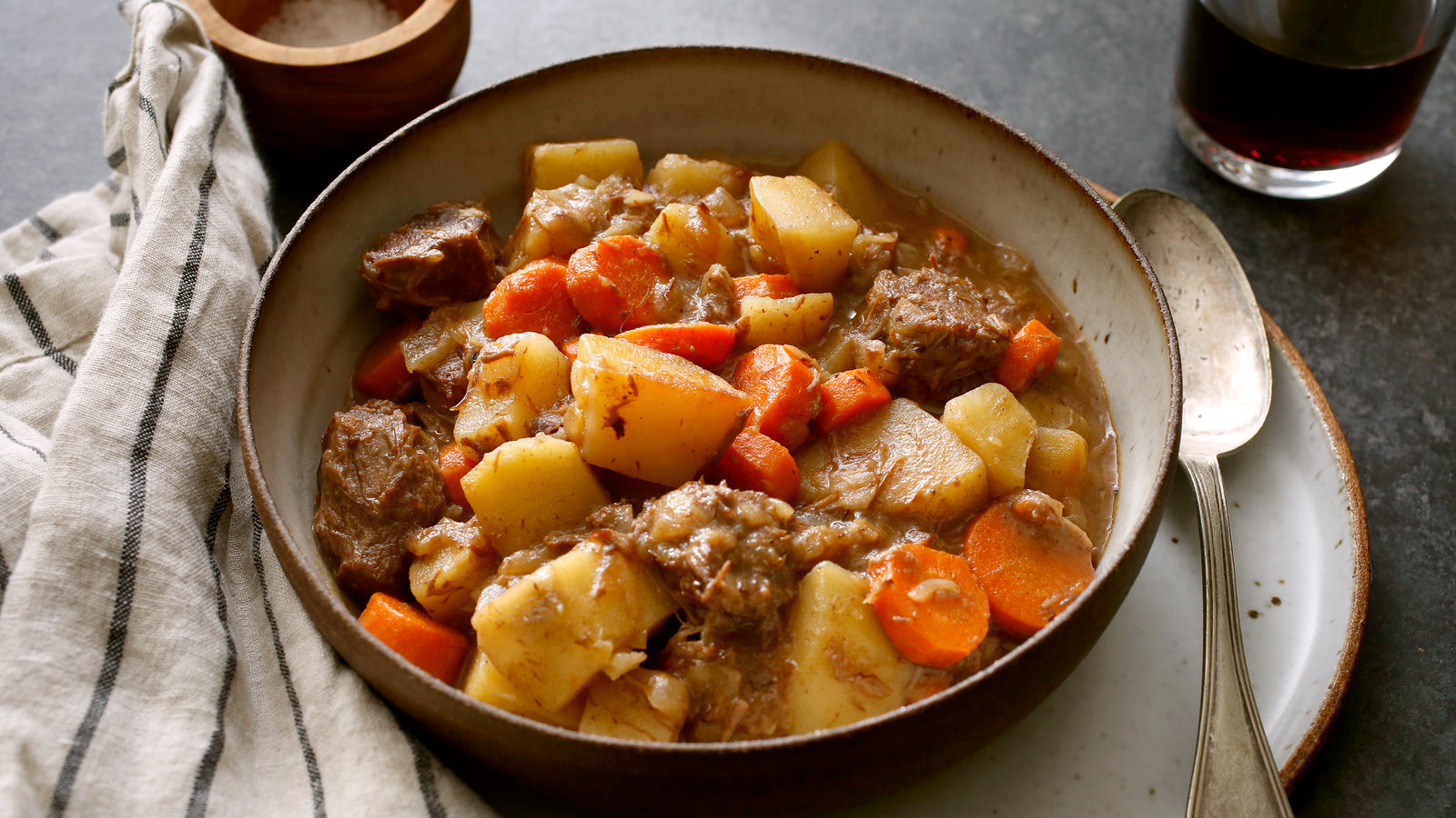 How To Cook Stew Meat  Old Fashioned Beef Stew Recipe NYT Cooking