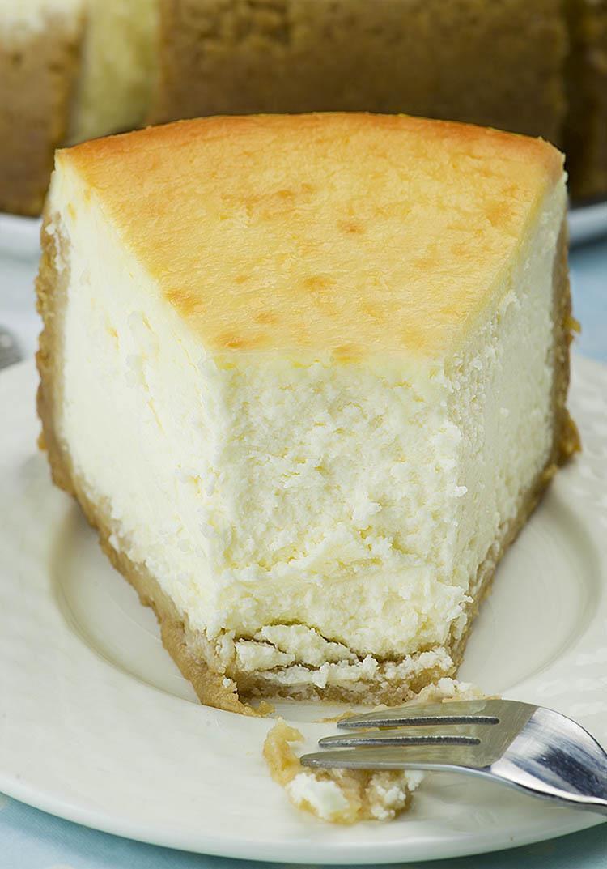 How To Make Cheese Cake  New York Style Cheesecake OMG Chocolate Desserts