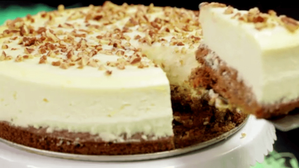 How To Make Cheese Cake  How to Make a Carrot Cake Cheesecake From Scratch
