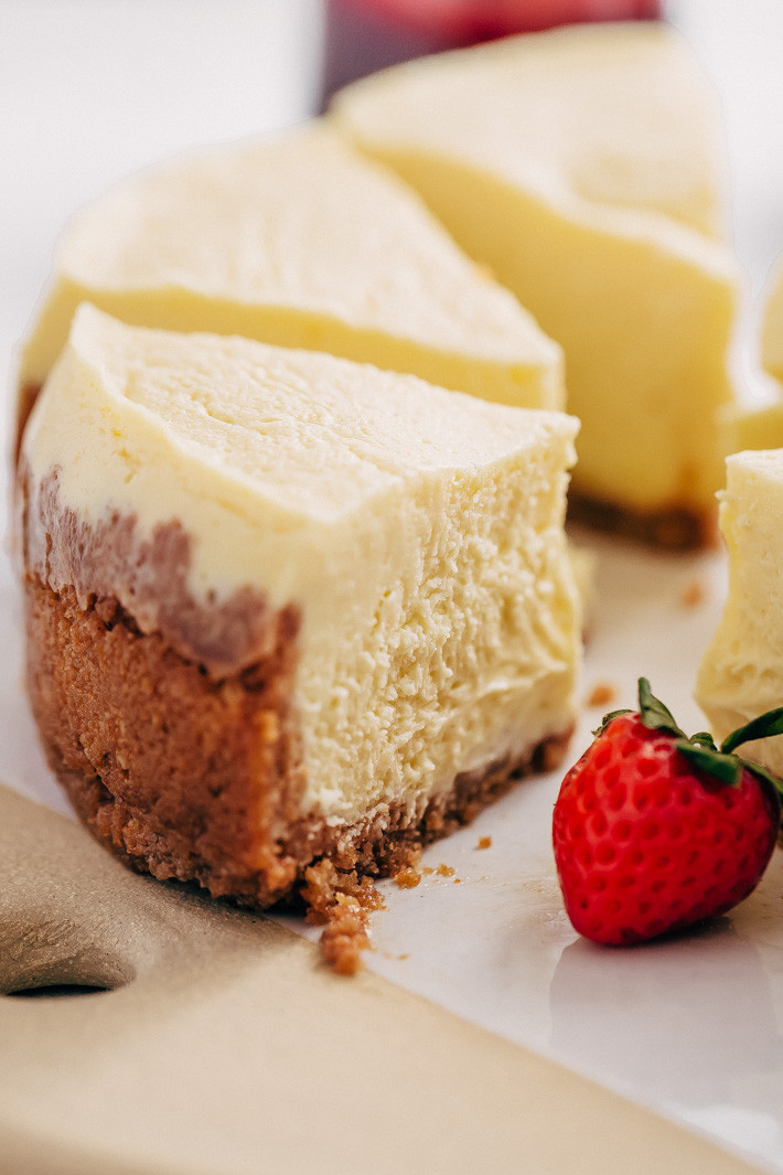 How To Make Cheese Cake  New York Style Instant Pot Cheesecake Recipe