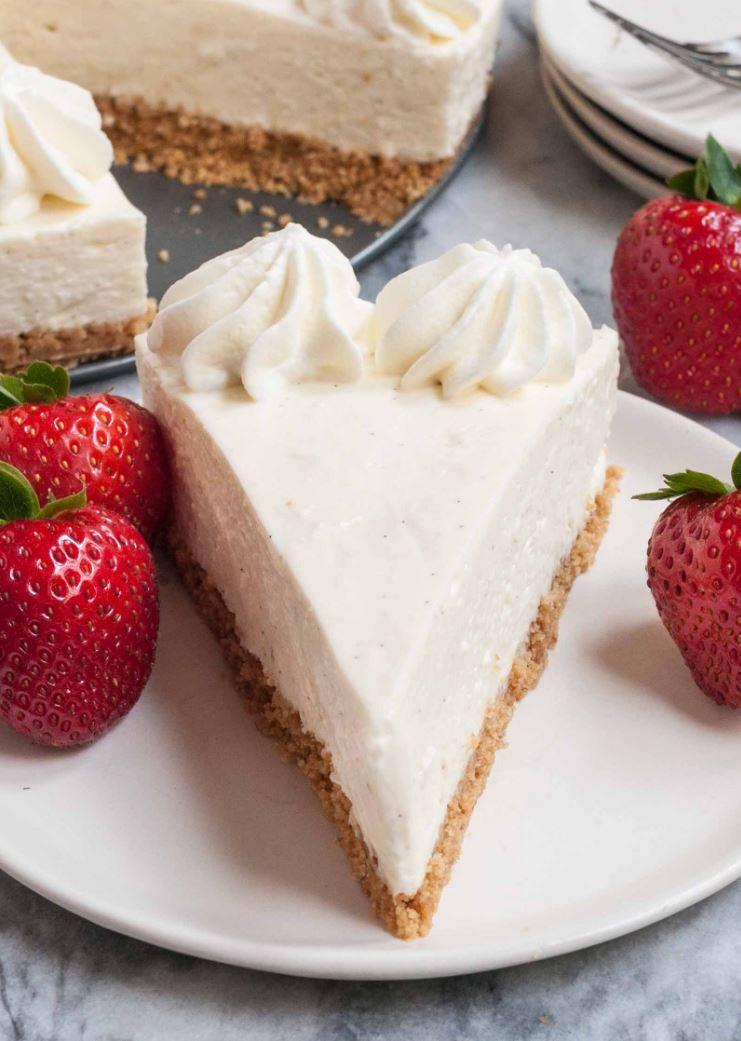 How To Make Cheese Cake  How to Make No Bake Cheesecake Dessert Recipe Health
