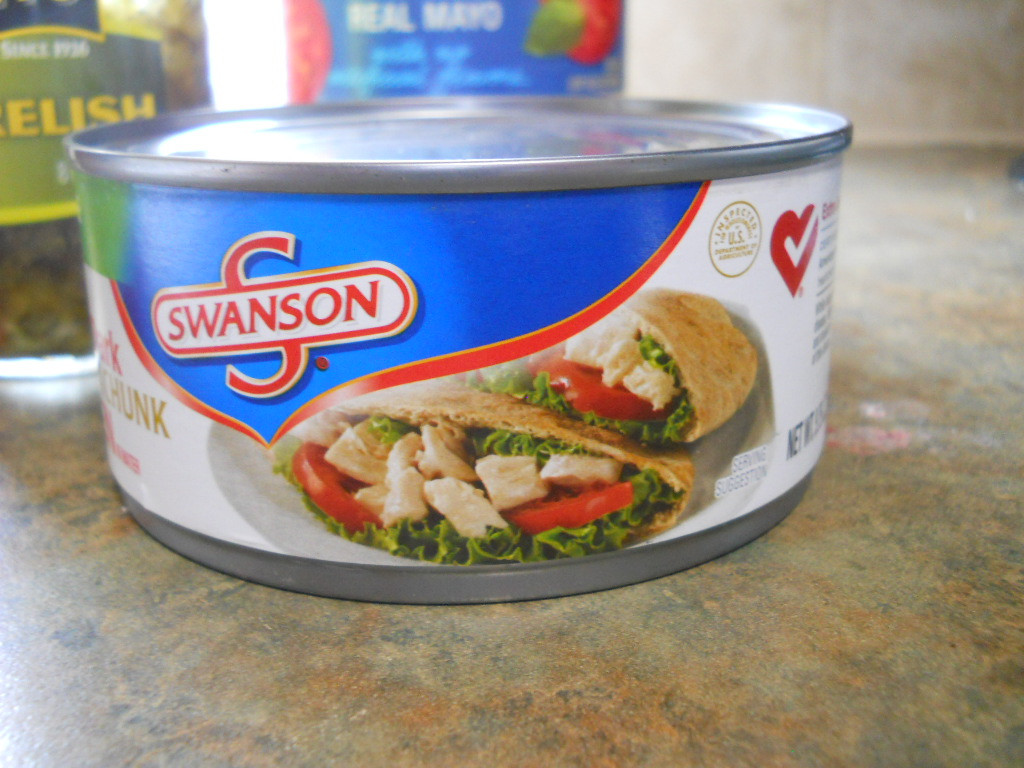 How To Make Chicken Salad With Canned Chicken  Road Food Recipe Chicken Salad with Mandarin Oranges