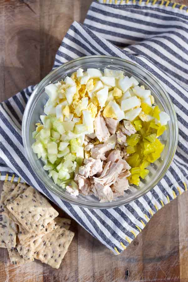 How To Make Chicken Salad With Canned Chicken  Canned Chicken Recipes