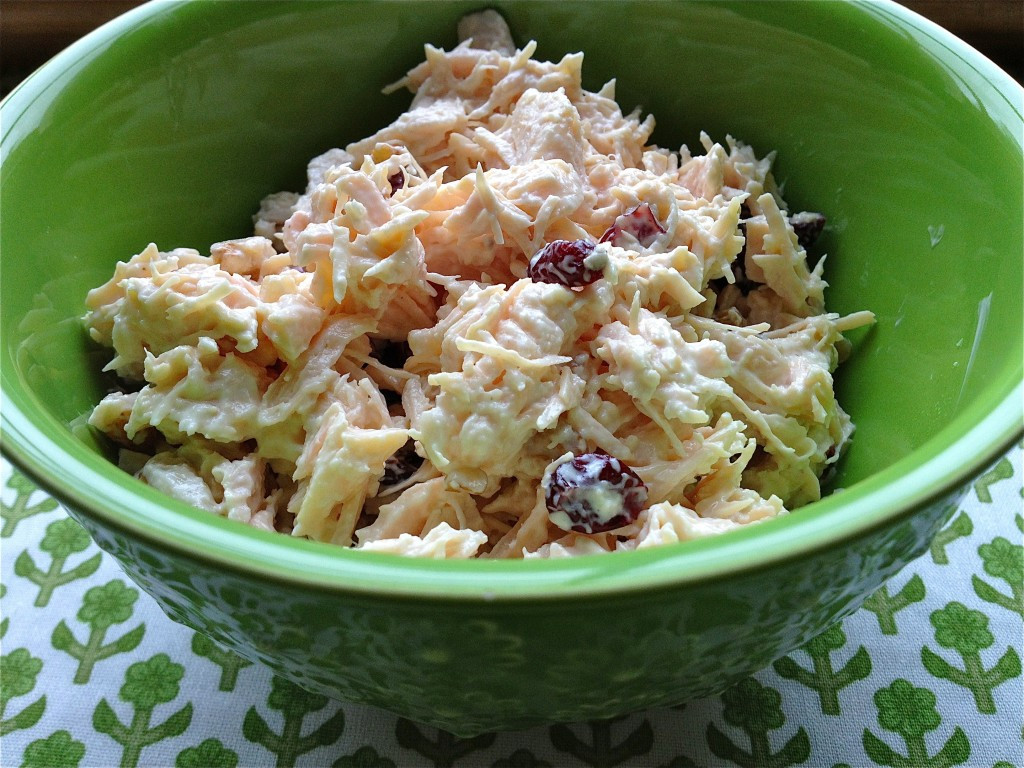 How To Make Chicken Salad With Canned Chicken  Canned Chicken Salad Sandwiches