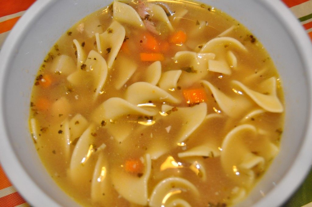 How To Make Homemade Chicken Noodle Soup  How to make Homemade Chicken Noodle Soup – Suz Daily