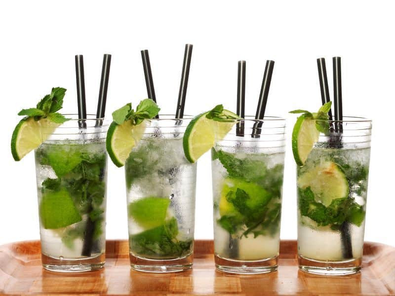 How To Make Mojitos Drinks  Savvy Vegan Stress Free Vegan Cocktail Party