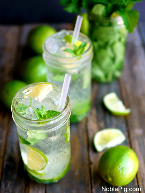 How To Make Mojitos Drinks  The Best Mojito