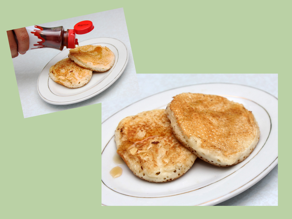 How To Make Pancakes Without Eggs  How to Make Pancakes Without Eggs or Milk 7 Steps with
