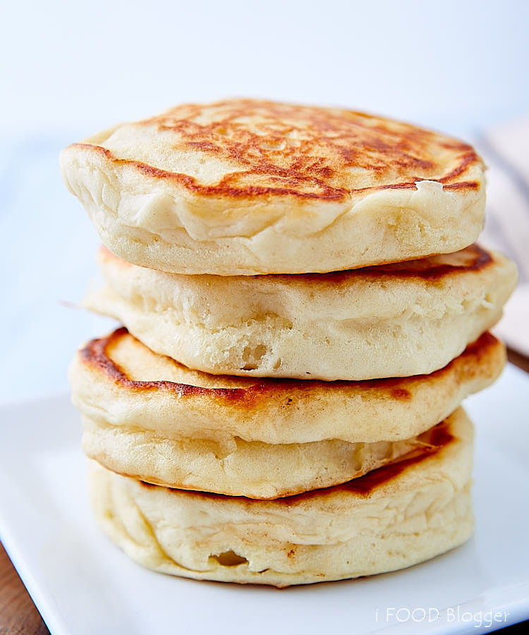 How To Make Pancakes Without Eggs  Homemade Buttermilk Pancakes i FOOD Blogger