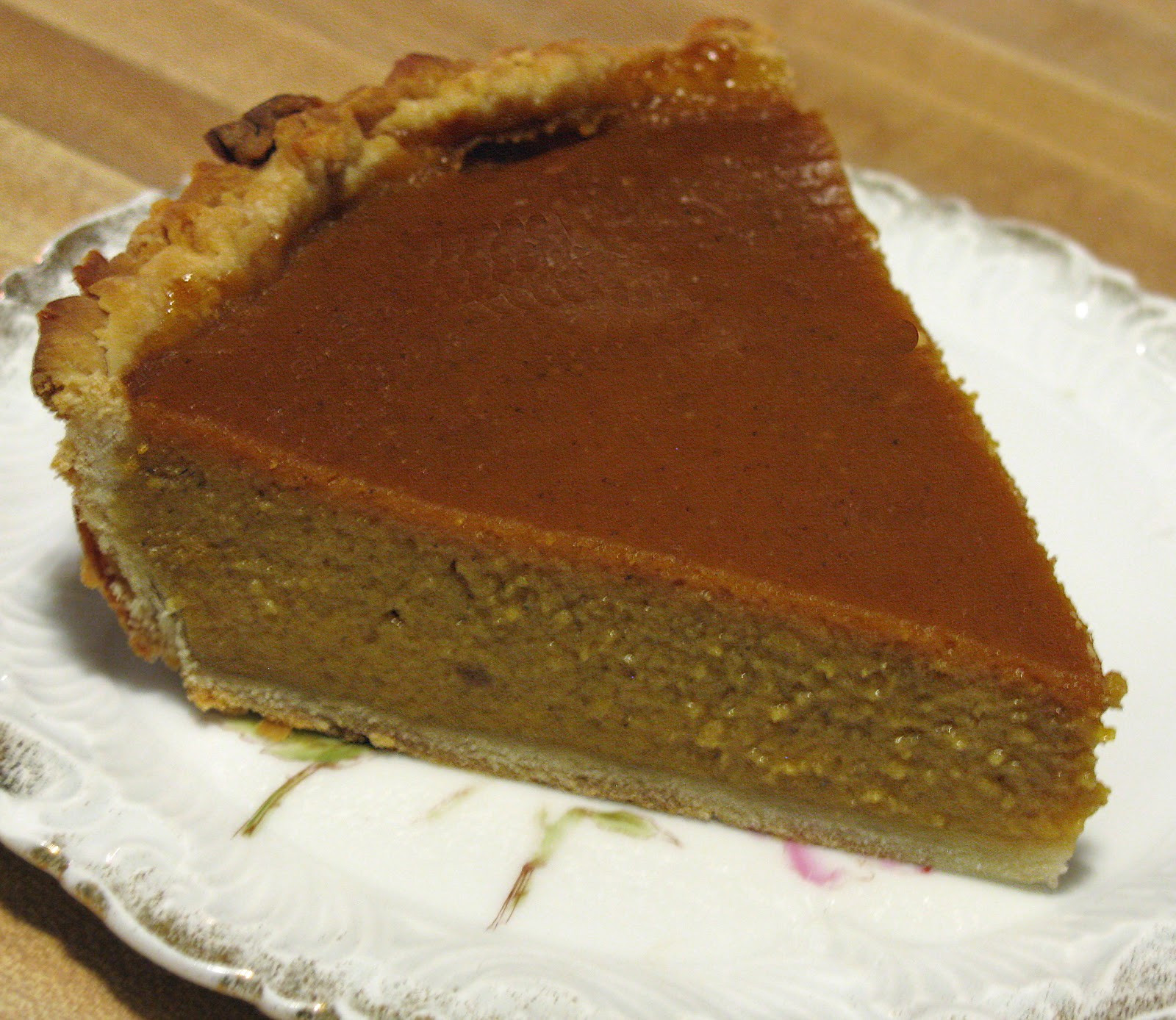 How To Make Pumpkin Pie From Scratch  Food for A Hungry Soul Pumpkin Pie from Scratch