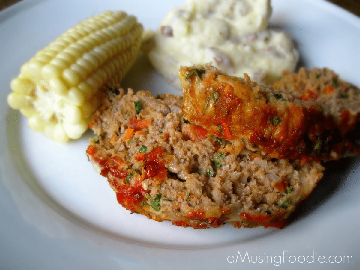 How To Make Turkey Meatloaf  Turkey Meatloaf
