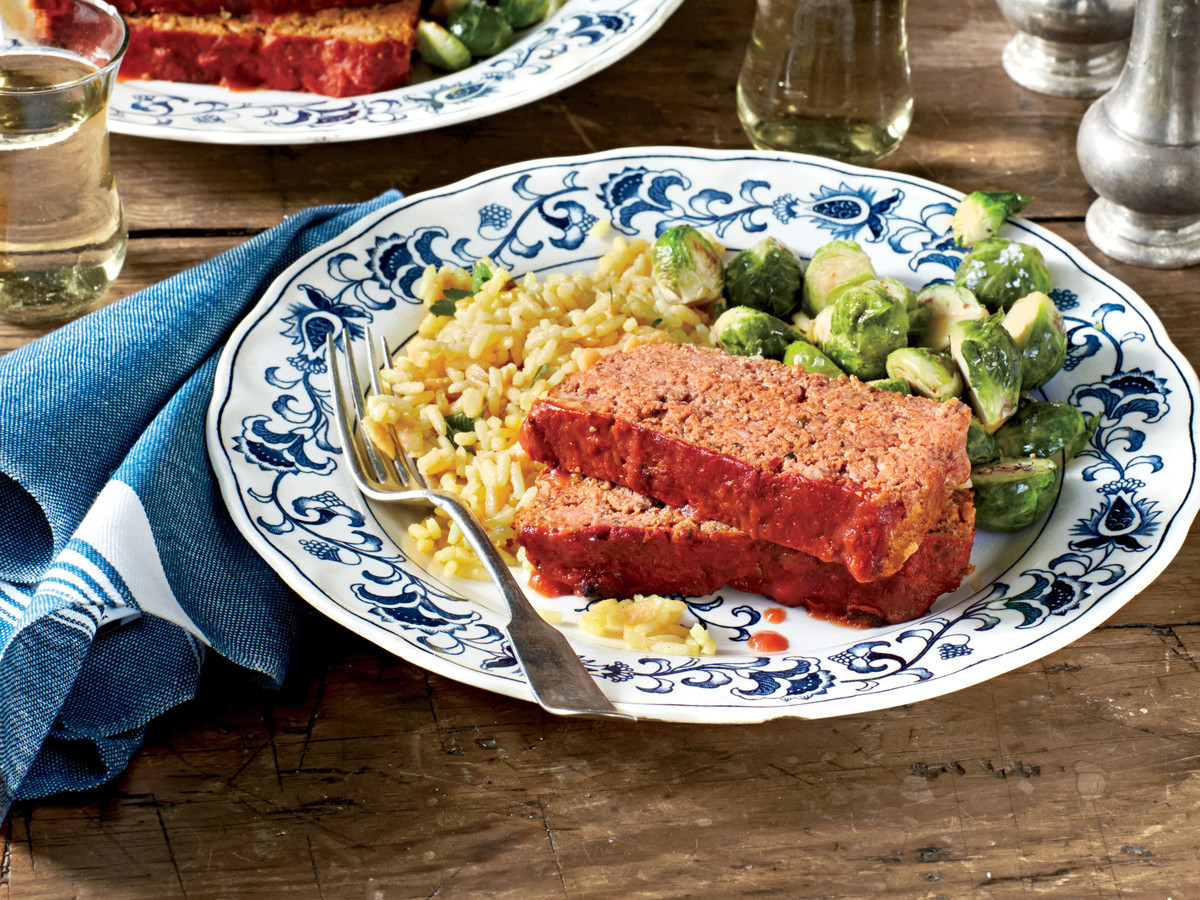 How To Make Turkey Meatloaf  How to Make Turkey Meatloaf Southern Living