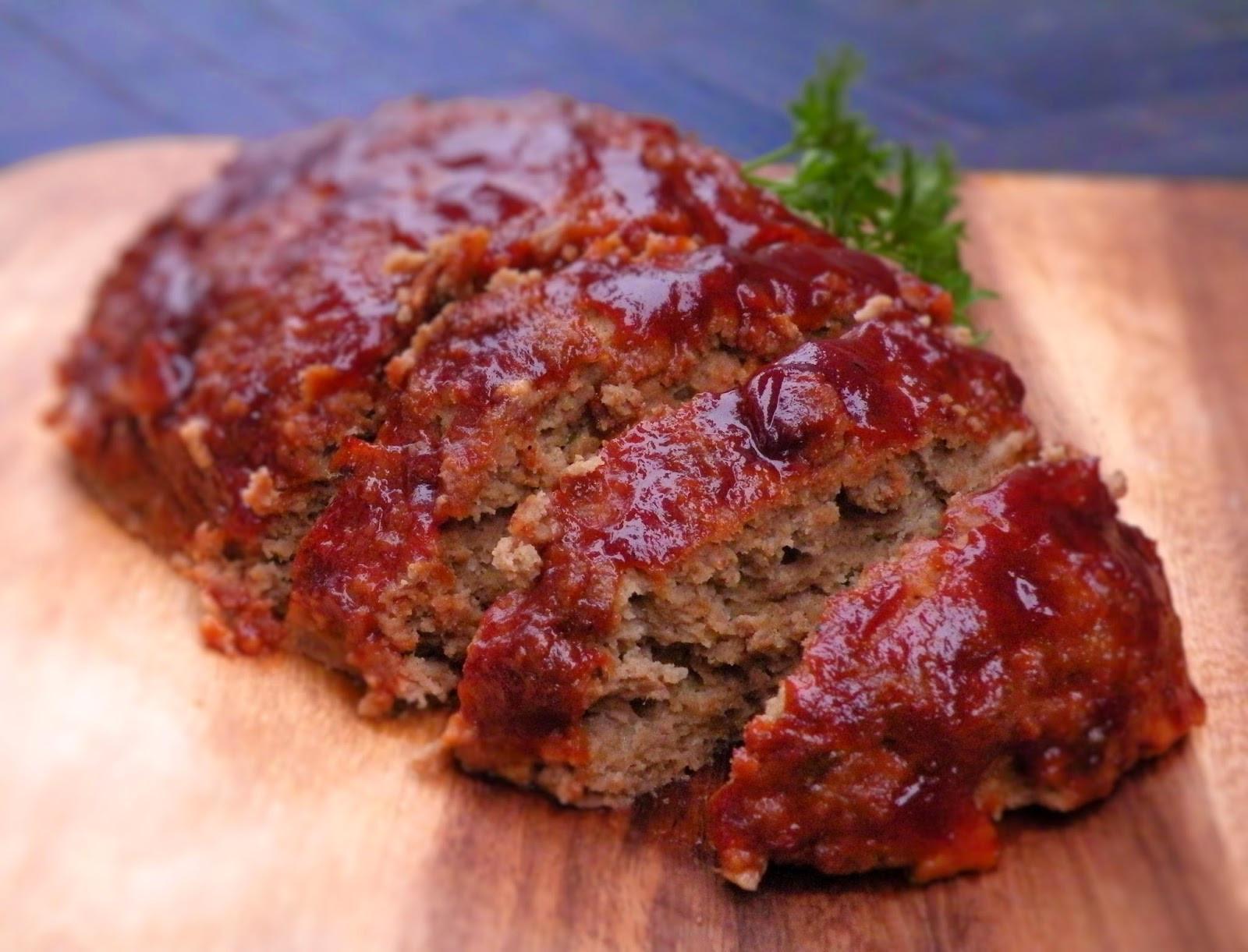 How To Make Turkey Meatloaf  Vittles and Bits Turkey Meatloaf
