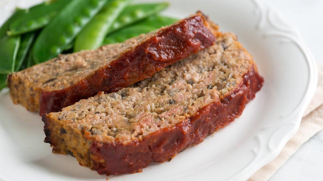 How To Make Turkey Meatloaf  Unbelievably Moist Turkey Meatloaf Recipe How to Make