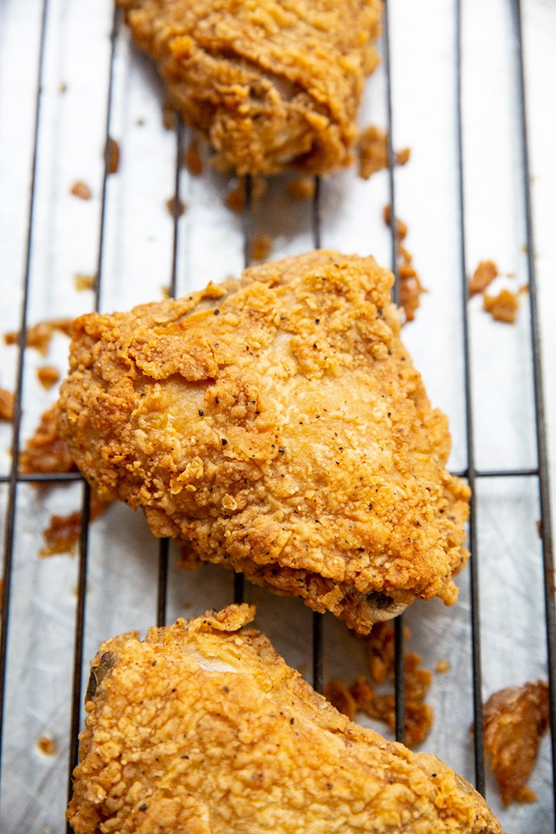 How To Reheat Fried Chicken  How to Reheat Fried Chicken So It s Crispy Again The