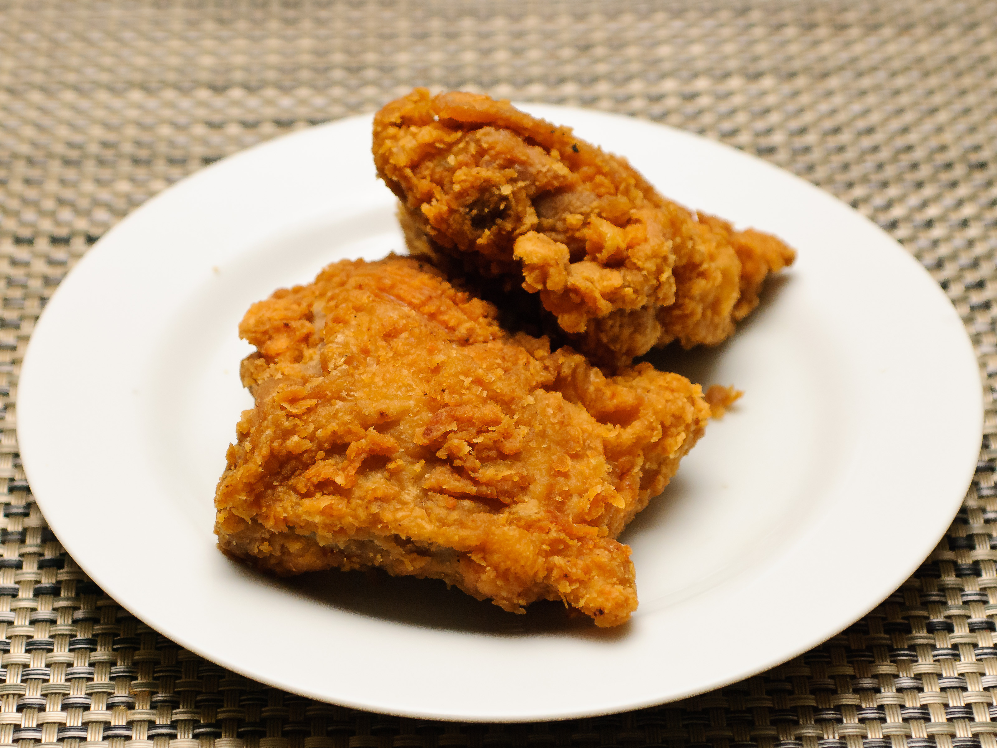 How To Reheat Fried Chicken  3 Easy Ways to Reheat Fried Chicken wikiHow