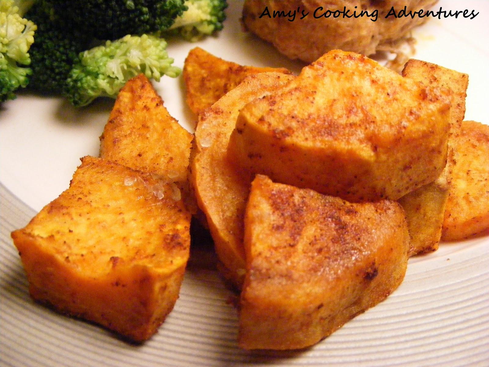 How To Roast A Sweet Potato  Roasted Sweet Potatoes Recipe — Dishmaps