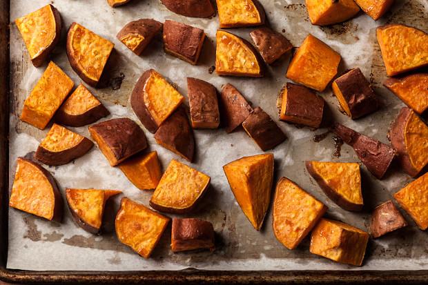 How To Roast A Sweet Potato  The Basics How to Make Roasted Sweet Potatoes Chowhound
