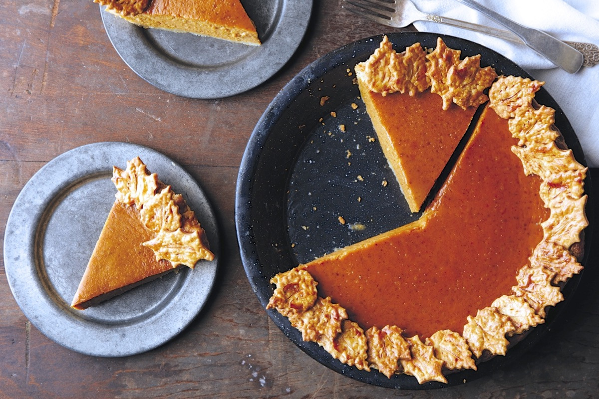 How To Store Pumpkin Pie  How to keep pumpkin pie from cracking Flourish King