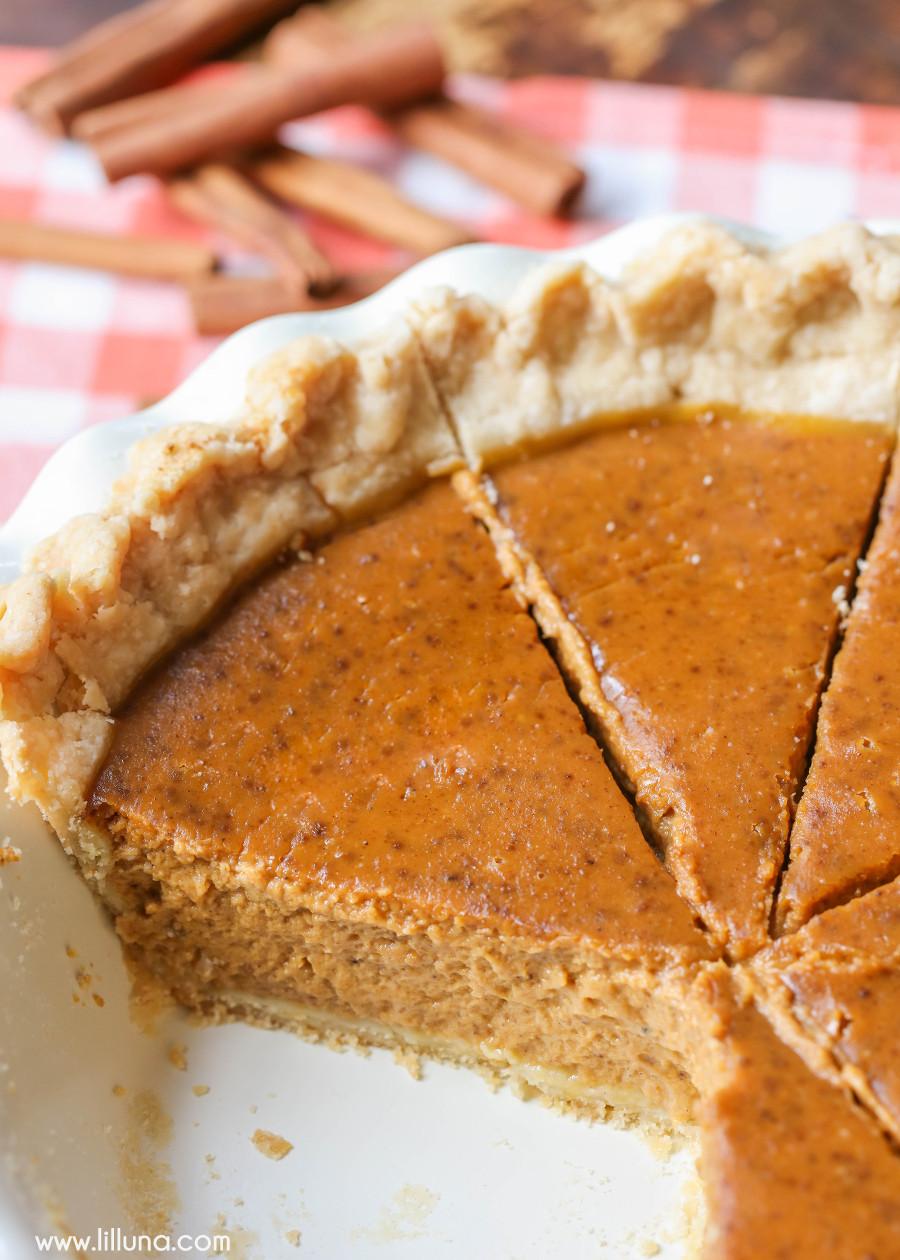 How To Store Pumpkin Pie  Pumpkin Pie recipe