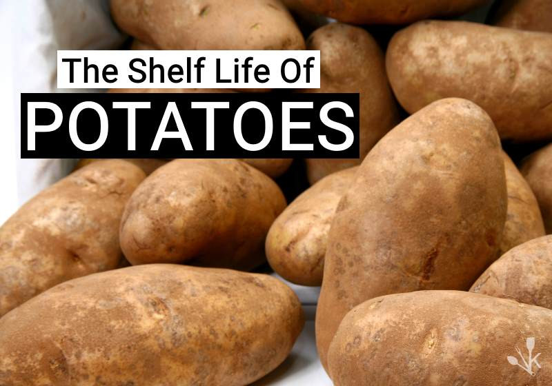 How To Tell If A Potato Is Bad  When Do Potatoes Go Bad And How To Tell