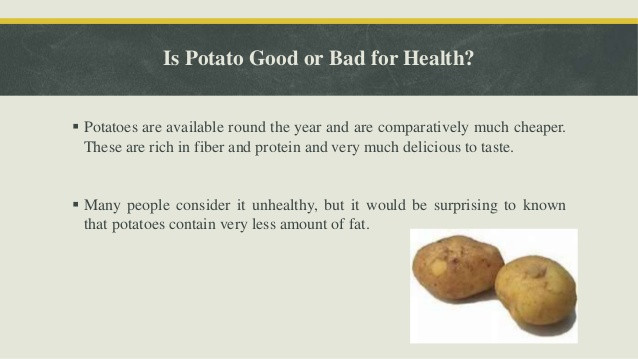 How To Tell If A Potato Is Bad  Is potato good or bad for health