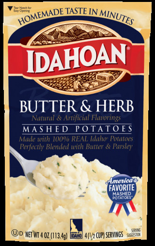 Idahoan Instant Mashed Potatoes  Idaho Spuds Instant Mashed Potatoes Recipe – Besto Blog