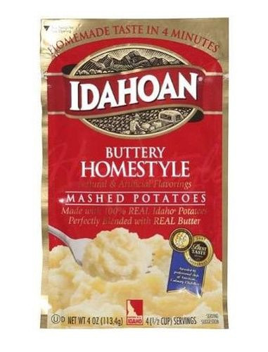 Idahoan Instant Mashed Potatoes  Publix Coupon Matchups 3 17 3 26 or 3 16 3 26 Longer