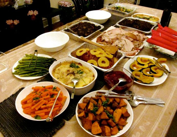 Idea For Dinner  Happy Thanksgiving Dinner Ideas & Recipes Techicy