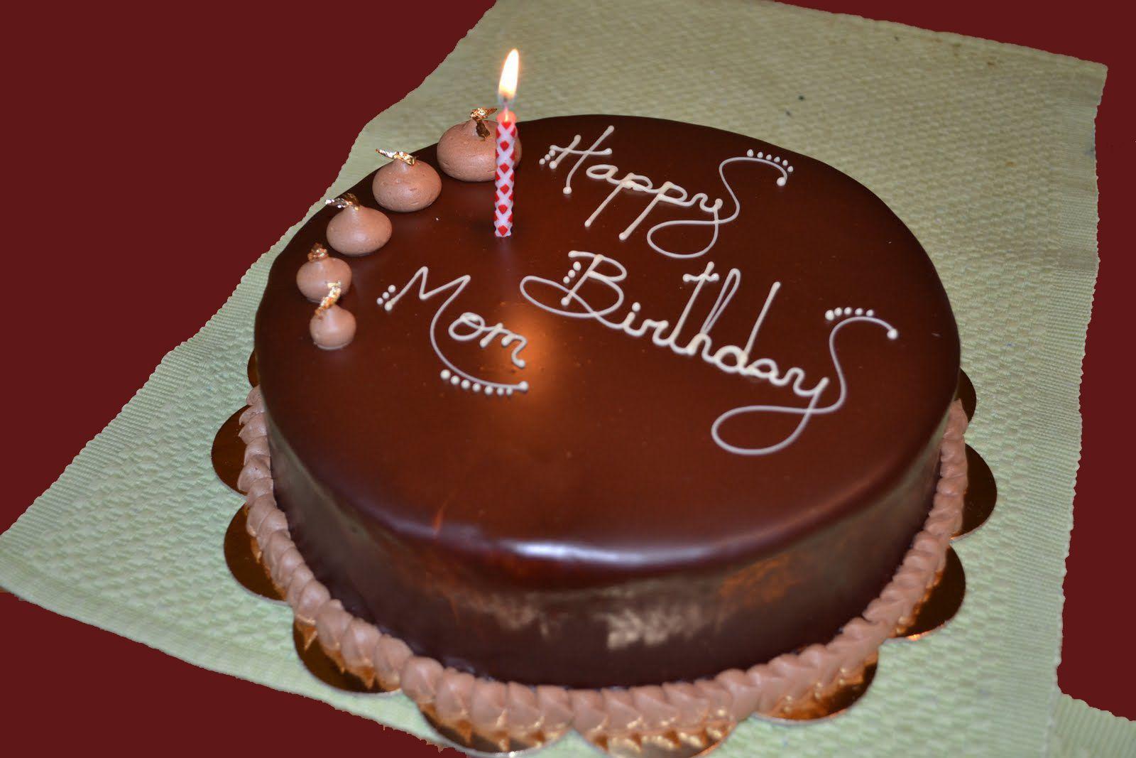 Image Birthday Cake  Chocolate Birthday Cake