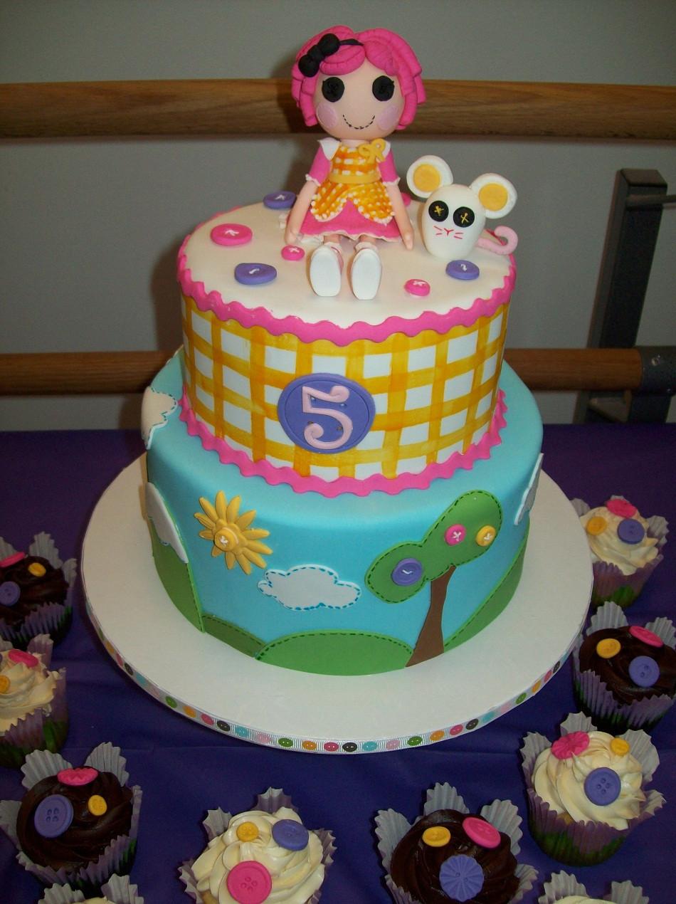 Image Birthday Cake  Lalaloopsy Cakes – Decoration Ideas